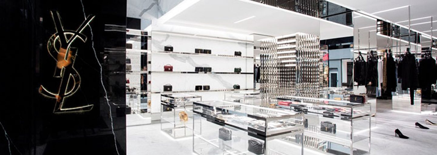 e1f460220a6 First Saint Laurent opens in Oslo | MiND