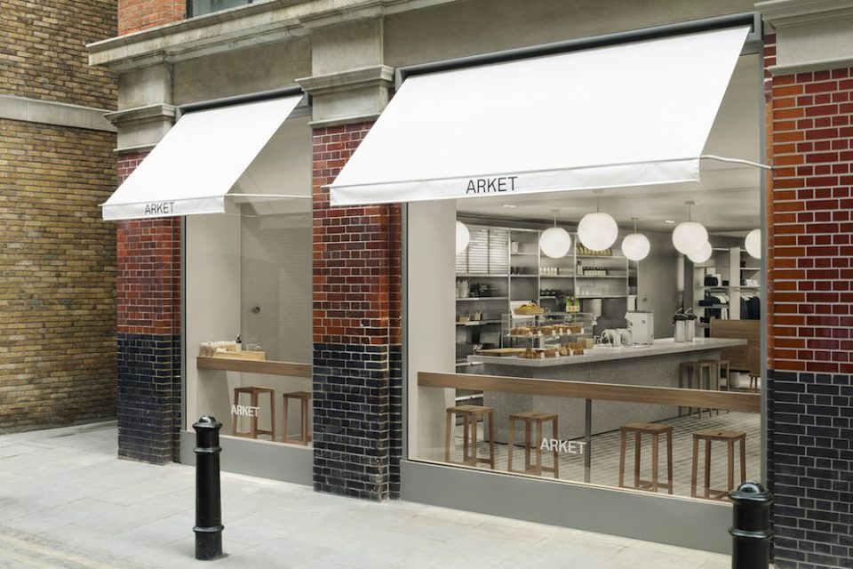 Arket Opens Second London Store Mind