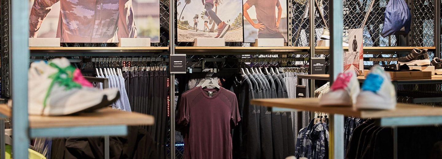 The Adidas Human Stadium in Westfield  1540a5965