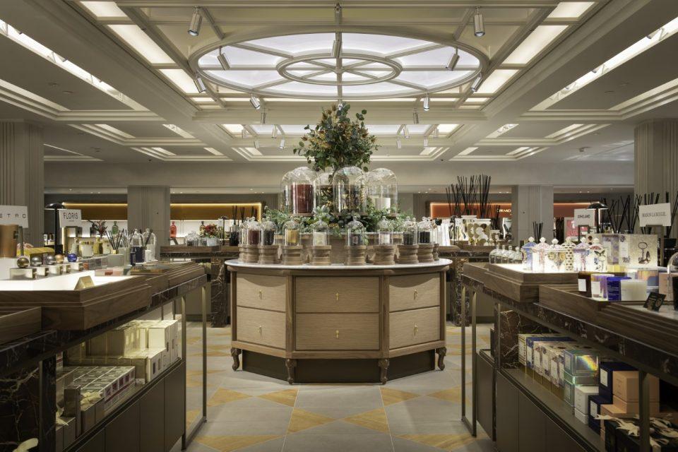 Harrods Unveils Its New Design Destination Mind